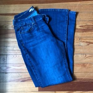Old Navy Sweetheart jeans 10 Regular